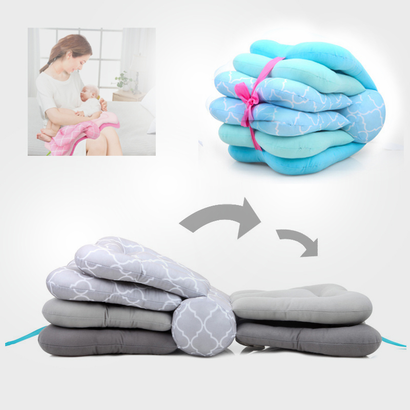 Breastfeeding Baby Pillows Multifunction Nursing Pillow Adjustable Infant Feeding Pillows Baby Bedding Accessories Baby Feeding