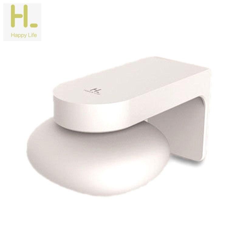 Магнитный держатель для мыла Happy Life, мощная присоска, Настенный мыльница для ванной комнаты