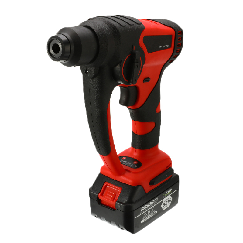 88V/128V Electric Brushless Cordless <font><b>Drill</b></font> 1 Or 2 <font><b>Battery</b></font> Power