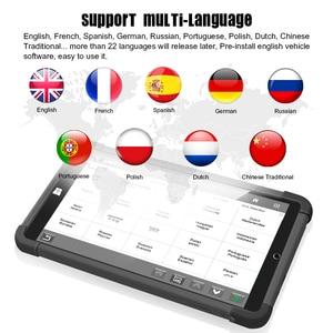"Image 3 - 2021 OBD 2 XTUNER E3 V9.5 Tablet Wifi OBD2 Car Diagnostics Auto Scanner + 8"" Win10 System Automotive Scanner ODB2 Autoscanner"
