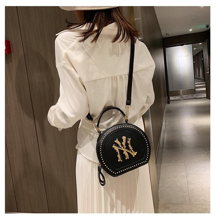 2020 женская сумка через плечо портативная маленькая круглая сумка женская сумка через плечо женская сумка