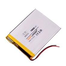 305573 3,7 V 1800mah 305570 305575 PLIB литий-ионные/Полимерные литий-ионные батареи в электронная книга планшет ПК MP3-плеер dvd gps