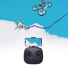 WiFi FPV RC Drone 2 in 1 Foldable Motorcycle Helicopter with 0.3MP Camera Altitude Hold RC Quadcopter Toy For Kids Best Gift rc hobby remote control drone x9 wifi fpv rc quadcopter 2 4g 4ch 6 axis 360 flips with 2 0mp wifi camera rc toys for best gift