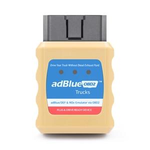 Image 4 - AdBlue Emulator EURO 4/5/6 BD2 OBDII AdBlueOBD2 OBD2 NOx Ad blue Emulator für Scania für DAF für Renault für IVECO für Volvo