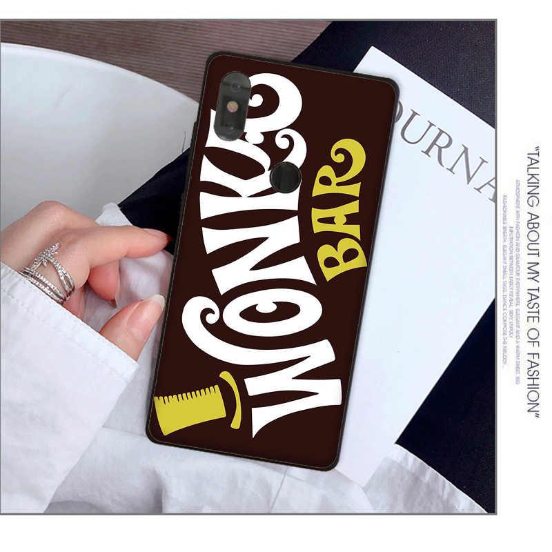 NBDRUICAI Alenka ونكا الشوكولاته بار عالية الجودة حقيبة لهاتف xiaomi 8 9 se 5X Redmi 6pro 6A 4X7 5 زائد ملاحظة 5 7 6pro