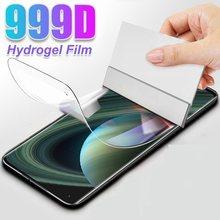 Filme protetor de tela hidrogel para vivo y30i y20i y20s y20 y30 película protetora clara