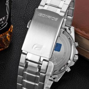 Image 4 - Casio watch Edifice watch men top luxury set quartz 100m Waterproof Chronograph men watch Sport military Watch relogio masculino
