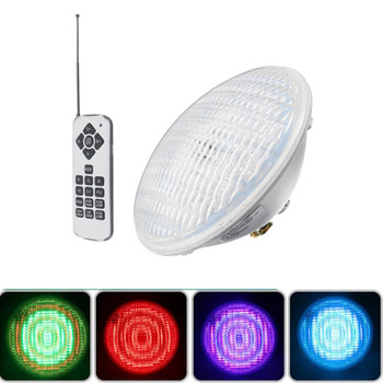 36W LED RGB Swimming Pool Light Underwater IP68 Waterproof LED Light Multi-Color zwembad lamp With Remote Control