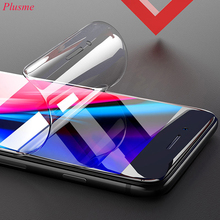 3D Soft Full Cover Hydrogel Flim For iphone X 6 Plus 7 8 Plus Screen Protector For iphone X 8 plus7 6s Ultra-thin Flim Not Glass protect flim 6av7 885 2 for simatic hmi ipc 577c