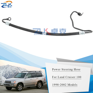 ZUK Power Steering Feed Pressure Hose Tube For TOYOTA LAND CRUISER 100 FZJ100 4500 1998 1999 2000 2001 2002 4.5L LHD Only