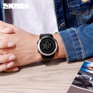 Image 4 - SKMEI Men Digital Watch Waterproof LED Sport Military Mens Watches Top Luxury Brand Fashion Wristwatch Male relogio masculino