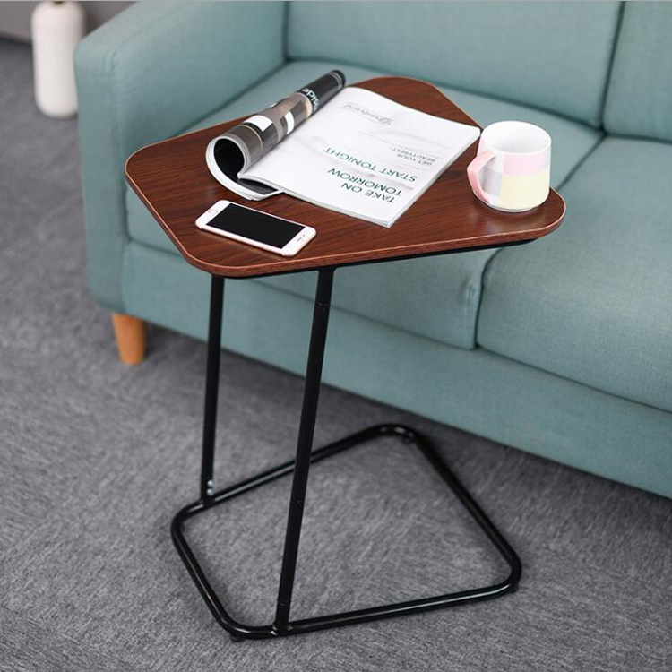 Simple Laptop Table Simple Lazy Small Sofa Bed Side Table End Table Bed Study Desk столик для ноутбука