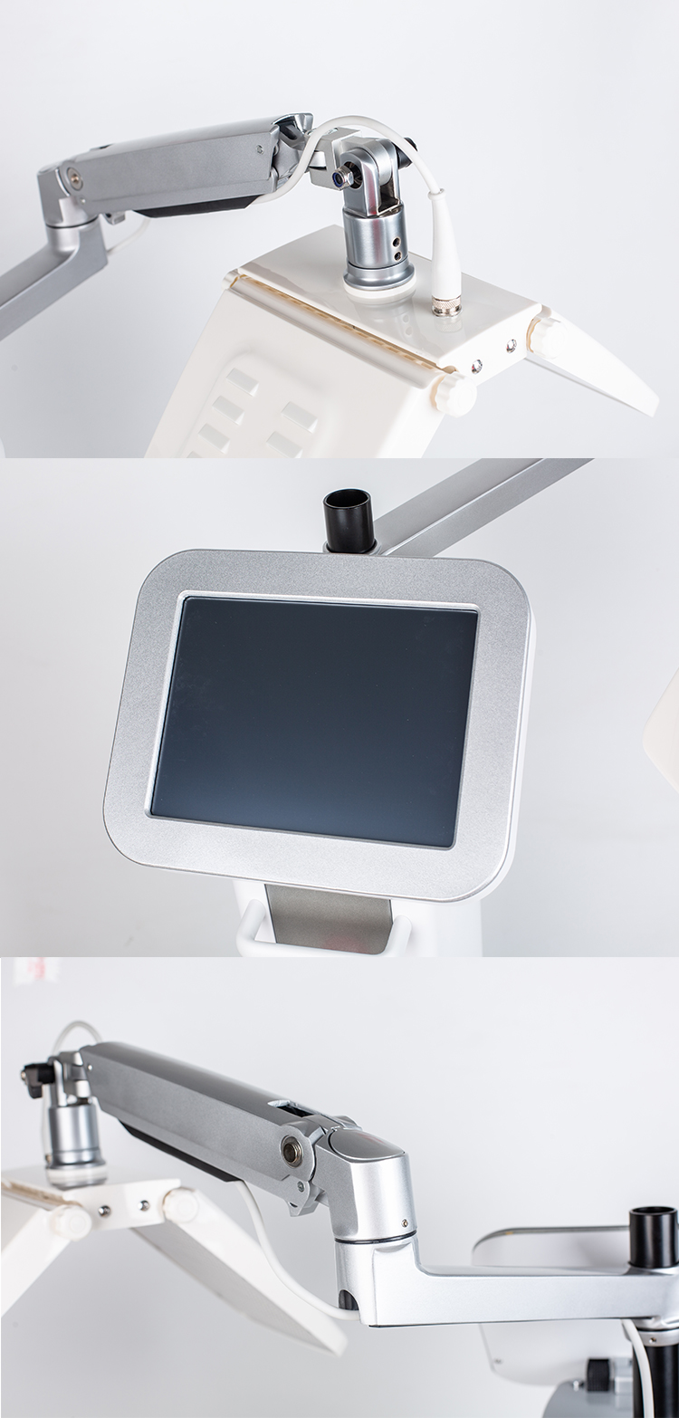 facial máquina cuidados equipamentos do salão de beleza