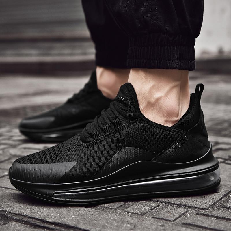 QUAOAR Shoes Men Sneakers Flat Male Casual Shoes Comfortable Running Men Footwear Breathable Mesh Sports Tzapatos De Hombre 1