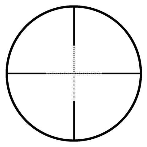 paralaxe optica escopo iluminado reticulo vista tatica com roda grande