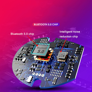 Image 5 - XG15 TWS Bluetooth Headset 5.0 Stereo Wireless Mini Earbuds Binaural Call Earphone