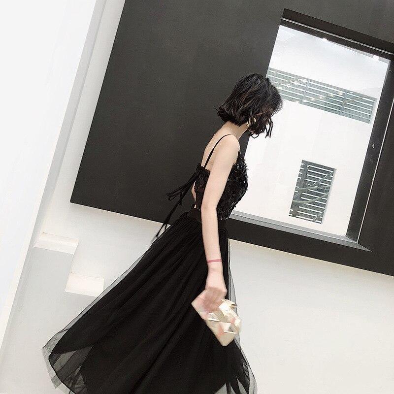 2020 Dress Celebrity Small Formal Attire Female New Autumn/winter 2020 Elegant Dinner Party Socialite Dress Show Thin Evening