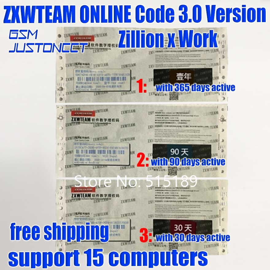 Online ZXW Team 3.0 Schematics Digital Authorization Code Zillion X Work Circuit Diagram For IPhone IPad Samsung Logic Board