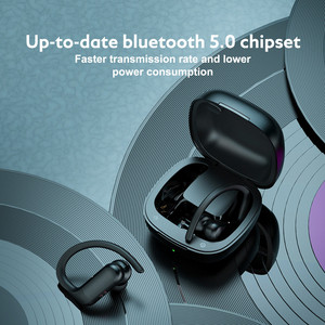 Image 2 - 2020 NEWEST QCY T6 True Wireless Earphones Sport Bluetooth  Headphone Stereo Hifi Sound With Exclusive APP Available
