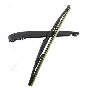 Щетка стеклоочистителя заднего вида Parrati, 14 дюймов, рычаг стеклоочистителя для Mazda и CX5, MK1 2011-2017, стеклоочиститель заднего стекла