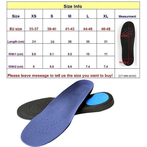 Professional Orthotic insoles EVA Adult Flat Foot Arch Support Orthopedic Insoles Shoe Cushion Insert feet Health Care foot Tool Karachi