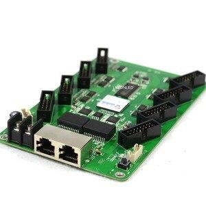 Image 3 - Spedizione Gratuita Colorlight 5A 75B Scheda di Ricezione Sincrona 8xHub75E di Scansione di 1/32 Colore Completo HA CONDOTTO il Video Display Controller