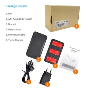 Image 5 - Jimi at4 gps tracker with10000mah bateria forte ímã monitoramento de voz através da plataforma app 2g gms gps localizador para veículo bicicleta