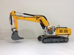 Image 2 - RTR plein métal 1/12 RC pelle/RC modèle dexcavatrice hydraulique