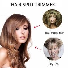 Aparador de cabelos recarregável, aparador de cabelos usb recarregável, ferramenta de cuidados com o cabelo