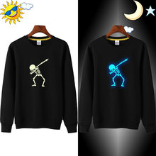 LYTLM Skeleton Sweatshirt Kids Hoodie Vestiti Kids Clothes Girls Toddler Boy Hoodies Moletom Infantil Cute Baby Toddler Clothes(China)