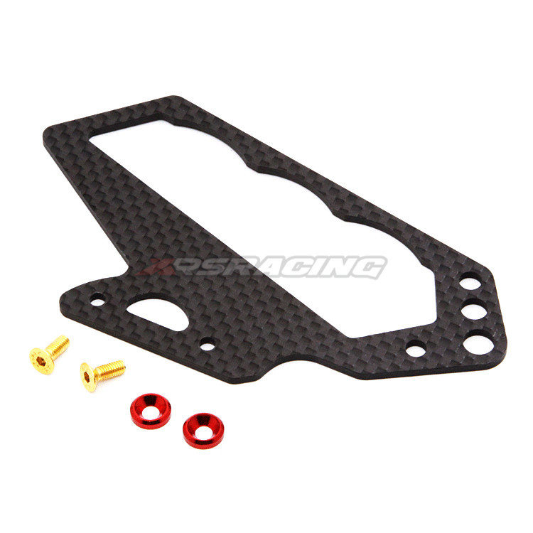 Image 5 - XRSRACING FUTABA 7PX Remote Control Carbon Fiber Handle Lightweight Portable Upgrade modificationParts & Accessories   -