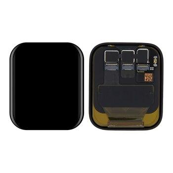 Nuevo para Apple Watch S5 Series 5 A2157 A2156 A2095 A2094 40mm 44mm reemplazo de Digitalizador de pantalla táctil de pantalla LCD