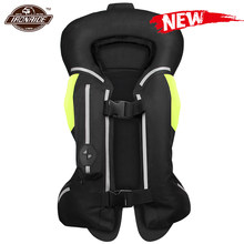 NEW Motorcycle Air-bag Vest Moto Racing Professional Advanced Air Bag System Motocross Protective Airbag Airbag Jacket