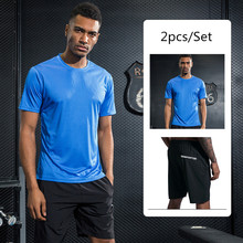 Shirt Homme Running Men Designer Quick Dry T-Shirts Running Slim Fit Tops Tees Sport Men's Fitness Gym T Shirts Muscle Tee