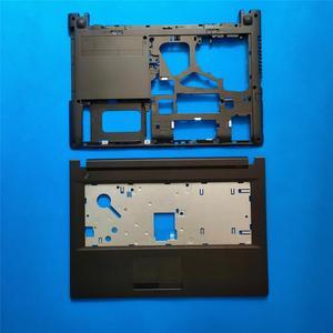 Nowy dla lenovo G40 G40-30 G40-45 G40-70 G40-80 Z40 Z40-30 Z40-45 Z40-70 Z40-80 górna pokrywa wielkie litery podpórce pod nadgarstki + dół AP0TG000400