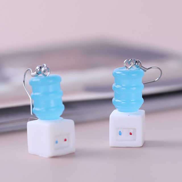 Water Dispenser Earrings 1