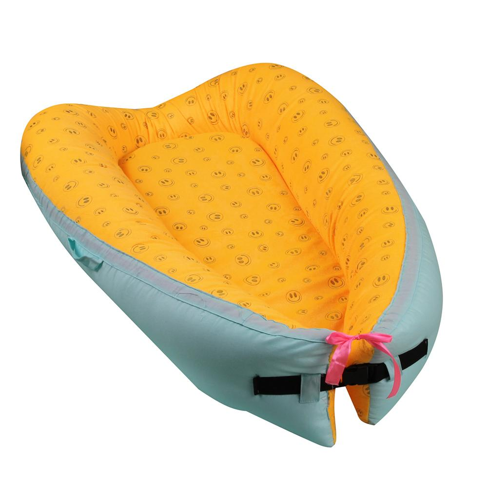 Newborn Crib Baby Nest Bed Crib Portable Isolation Newborn Bionic Crib Travel Bed For Children Infant Kids Cotton Cradle