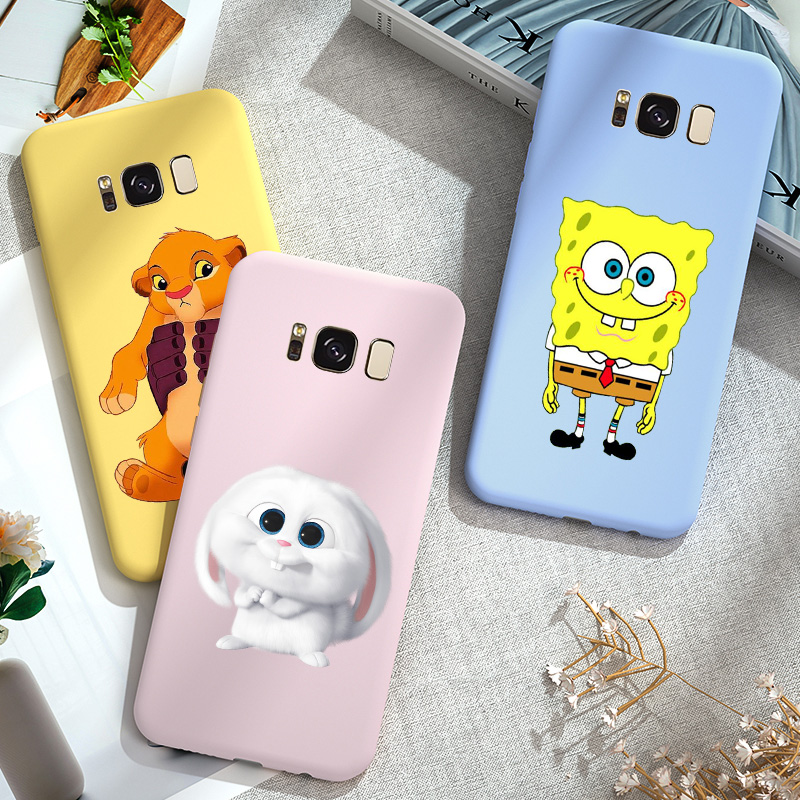 Candy Soft Silicon <font><b>Case</b></font> For <font><b>Samsung</b></font> Galaxy A10 A20 A30 A40 A50 A70 A5 <font><b>2017</b></font> <font><b>A6</b></font> A8 Plus A7 2018 2016 A20e A10S A50S A20S A30S <font><b>Case</b></font> image