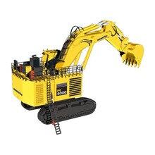NZG 9331 1:50 KOMATSU PC4000 горный экскаватор с экскаватор-игрушками