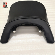 ZXMT Rear Passenger Seat Pillion for Suzuki Boulevard M109R 06-12 VZR 1800 Intruder Plus 7 7/8 Black Leather