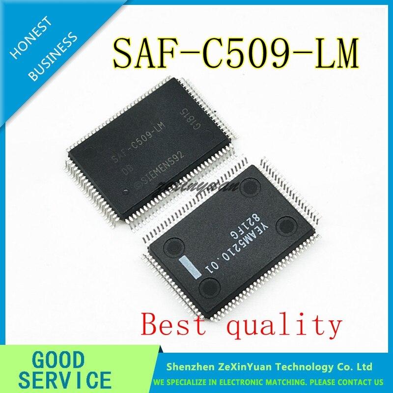 1PCS/LOT SAF-C509-LM SAF-C509 C509 QFP-100 NEW Best quality