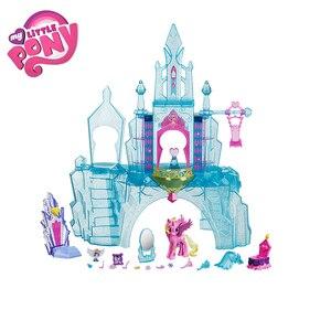 Оригинальные брендовые игрушки My Little Pony Friendship is Magic Castle, костюм со стразами для маленьких детей, подарок на Рождество, день рождения, для дево...