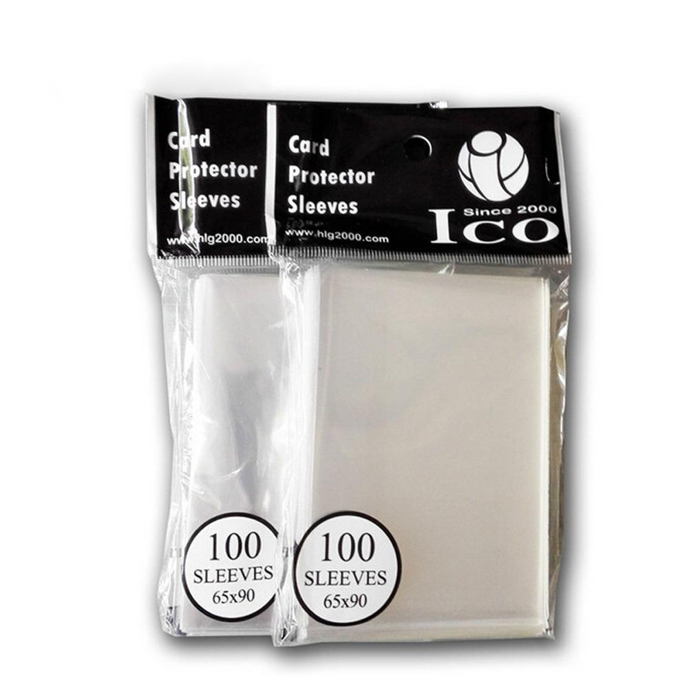 Прозрачная карточка для карт, набор из 100 шт. для коллекций, защитная карта для игр Kingdoms Kill Sleeves, уличная карта Wanzhi, не M6X2