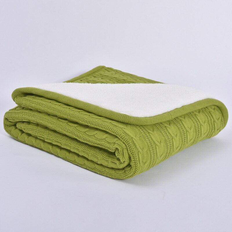 Весенне осеннее одеяло, кондиционер, одеяло, одеяла для кровати, меховое одеяло, вязаное одеяло, зимнее одеяло - 6