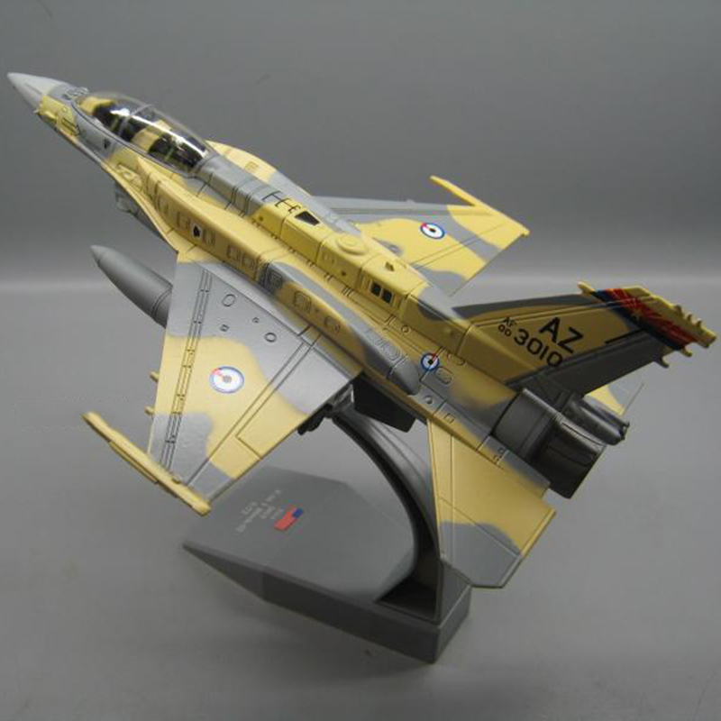1/100 Military Model Toys F14 Tomcat F-14A/B AJ200 VF-84 Fighter USA Navy Army Air Force Diecast Metal Plane Model Toy Collect