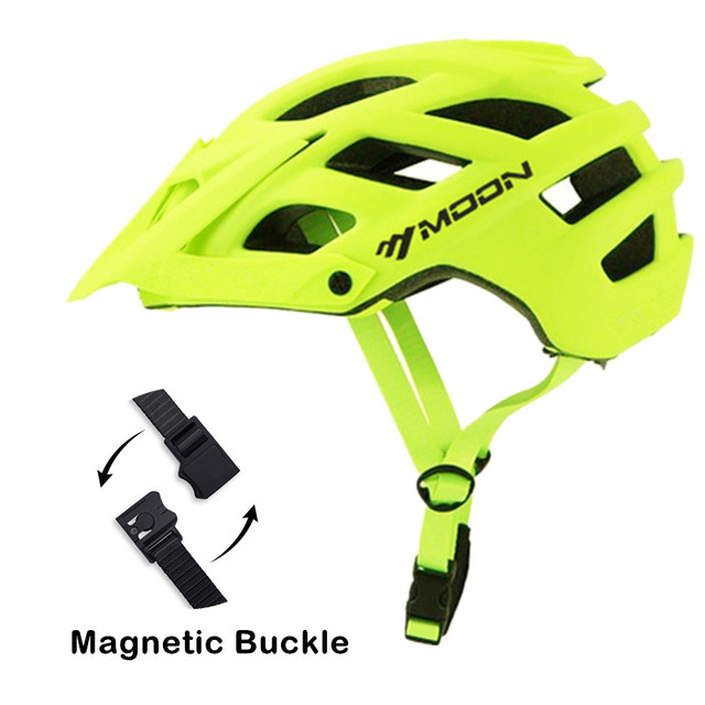 Mtb ciclismo capacete fora de estrada de montanha estrada capacete da bicicleta com viseira downhill racing equitação ao ar livre capacete de proteção casco ciclismo 1