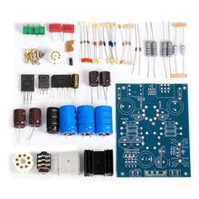 Nobsound 6N5P + 6N11 真空管ヘッドホンアンプボード DIY キットシングルハイエンドクラス A アンプ