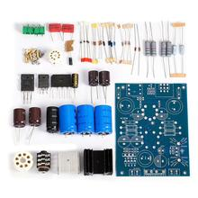 Nobsound 6N5P + 6N11 สูญญากาศเครื่องขยายเสียงหูฟัง DIY ชุด Single end Class A AMP