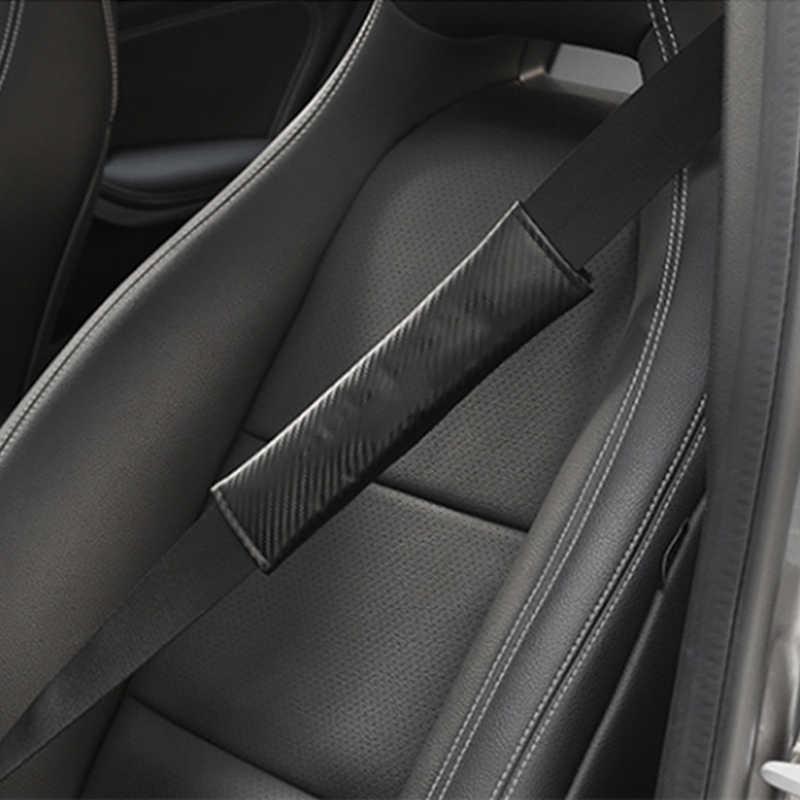 2 Sợi Carbon FR Logo Dây Đai Vai Có Cho FR Ghế Porsche Đồng Hồ Benz Xe Đạp Peugeot GTI Chevrolet xe Jeep Thông Minh Audi