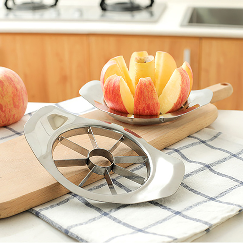 Chopper Apple Cutter Knife Corers Fruit Slicer Multi-function Kitchen Cooking Vegetable Tools Kitchen Tools Enucleated